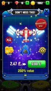 Galaxy Attack: Space Shooter - The Casual App Gamer