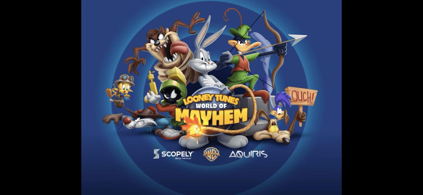Looney Tunes:  Worlds of Mayhem Review
