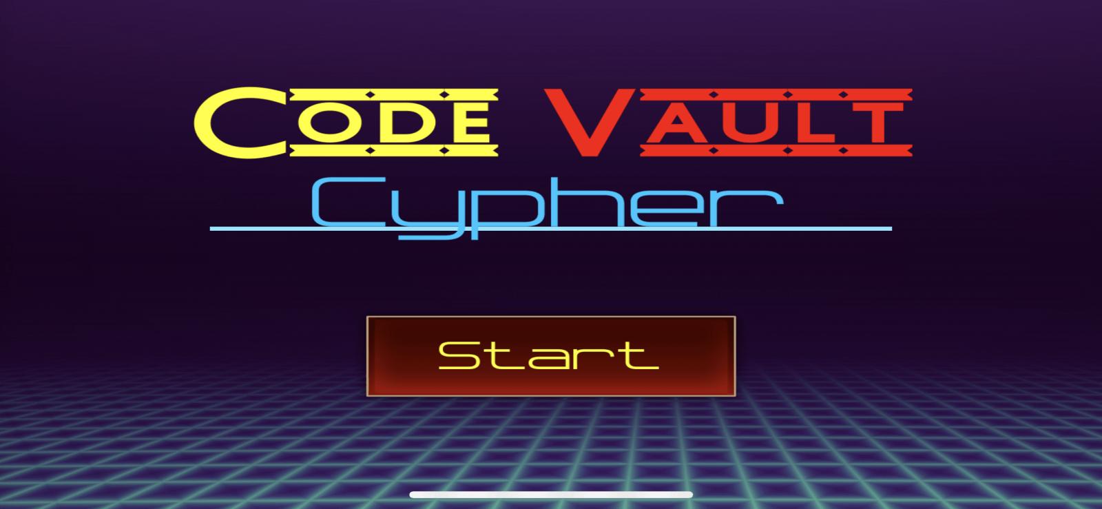 Code Vault Cypher