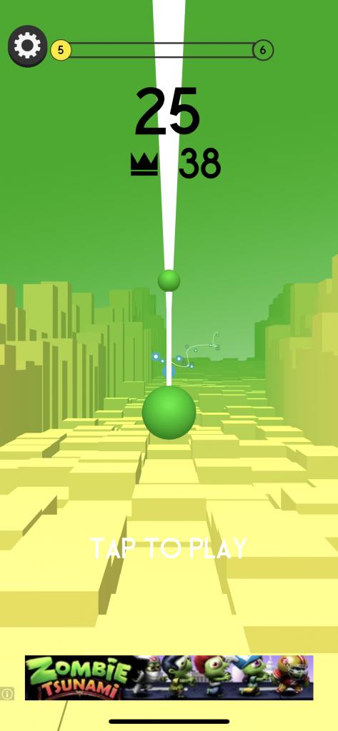 Line Ball: Color Smash