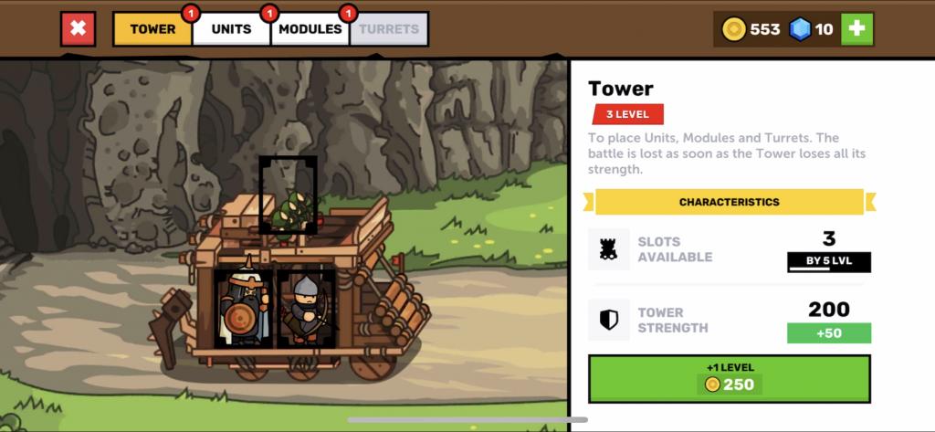 Towerlands - Tower Defense TD