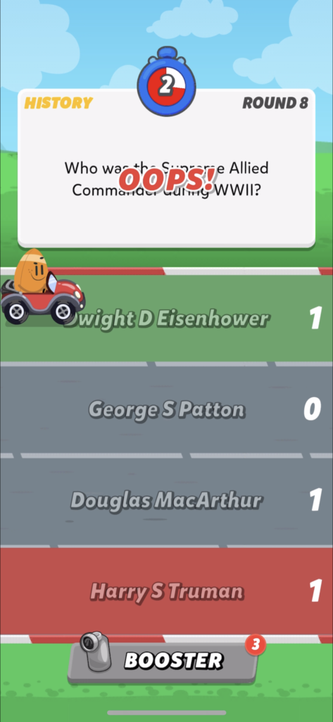 Trivia Cars Review