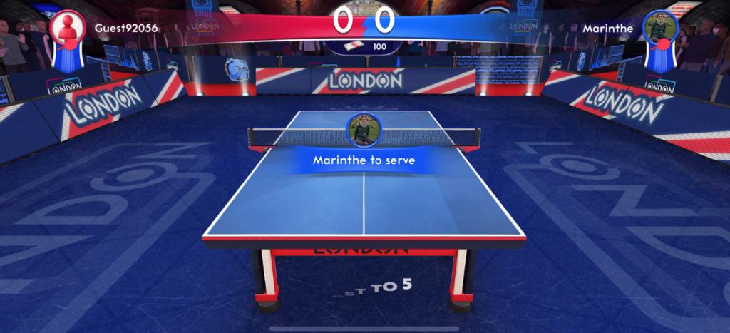 Ping Pong Fury Review