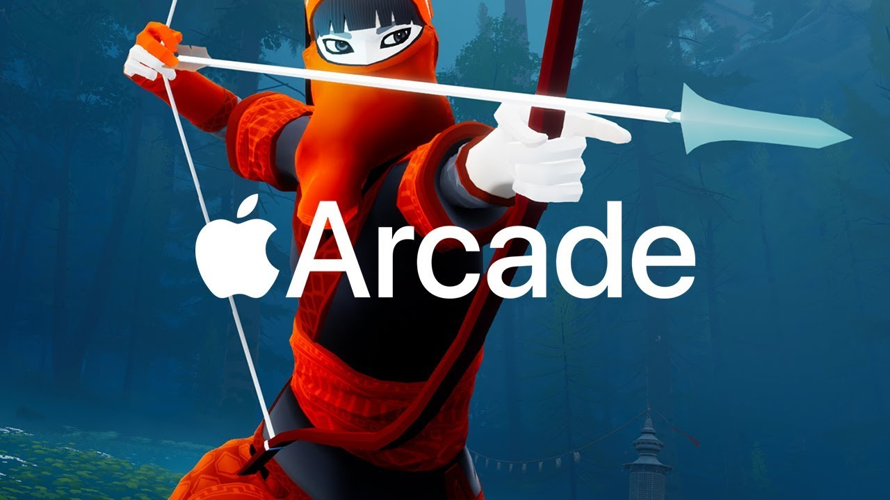 Apple Arcade is Here!