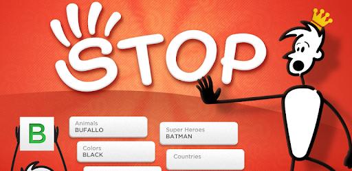 Stop – Categories Word Game