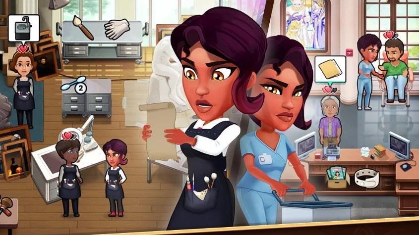 Detective Jackie – Mystic Case