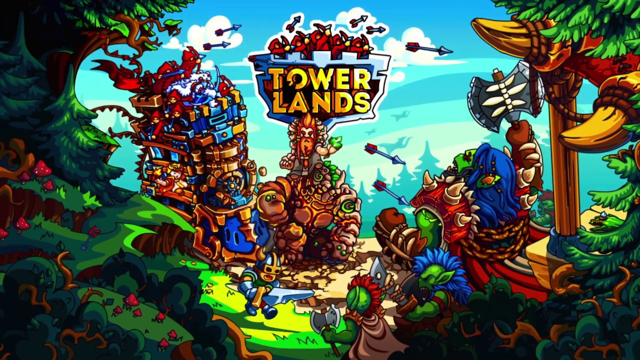 Towerlands – Tower Defense TD