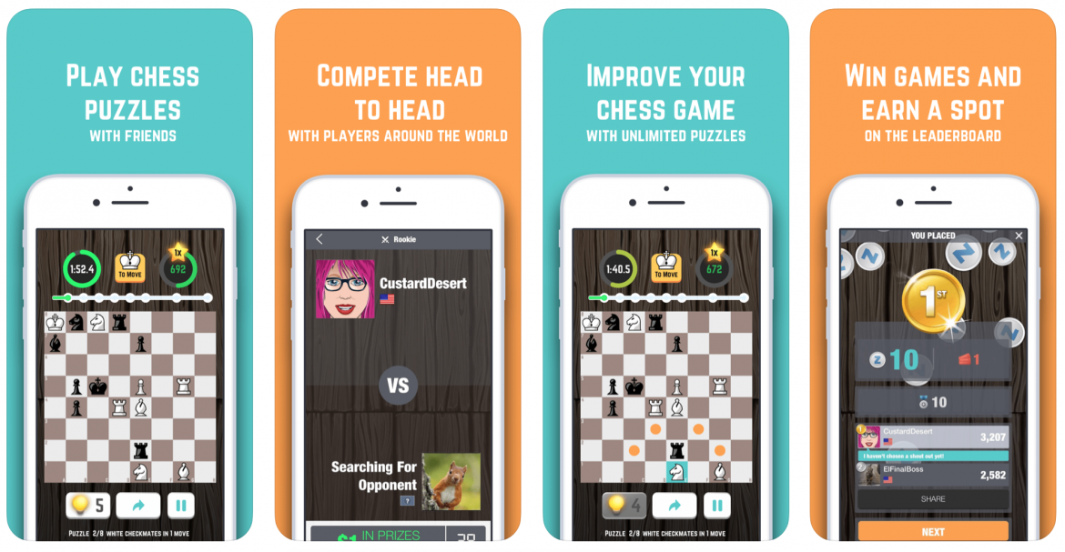 Chess Puzzle Blitz Review