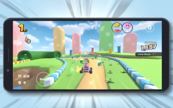 Casual Gaming News: Mario Kart Tour Mobile Game Finally Gets a Landscape Mode