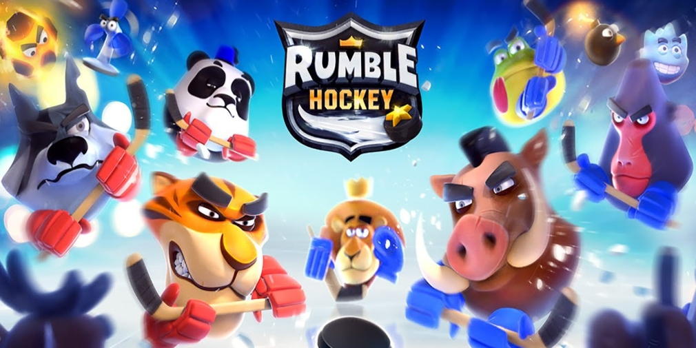 Rumble Hockey Review