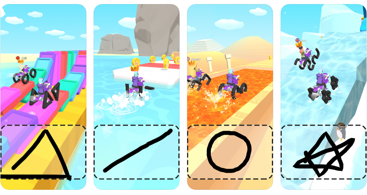 Scribble Rider Review