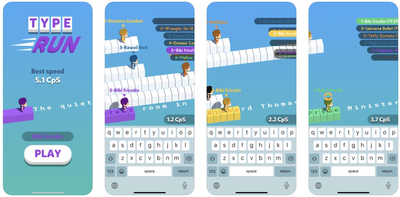 Type Run Review