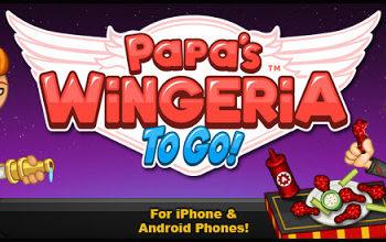 Papa's Wingeria To Go Review