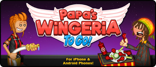 Papa's Wingeria To Go Review