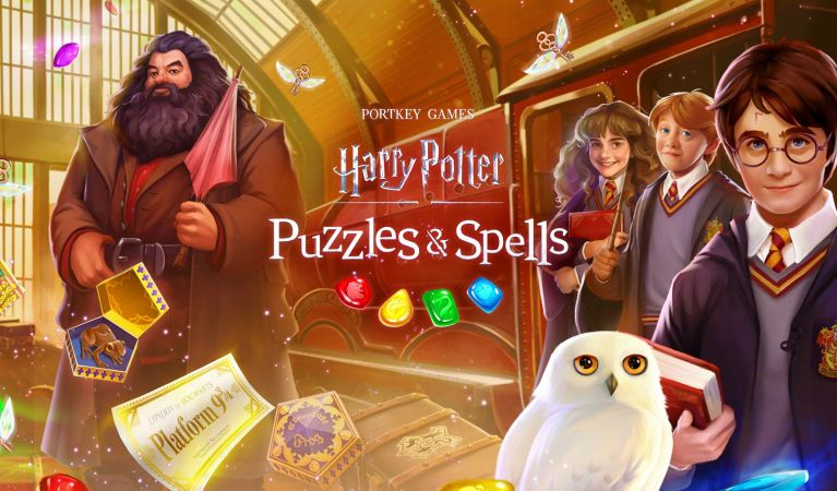 Casual Gaming News: Harry Potter: Puzzles & Spells Now Available On iOS and Android