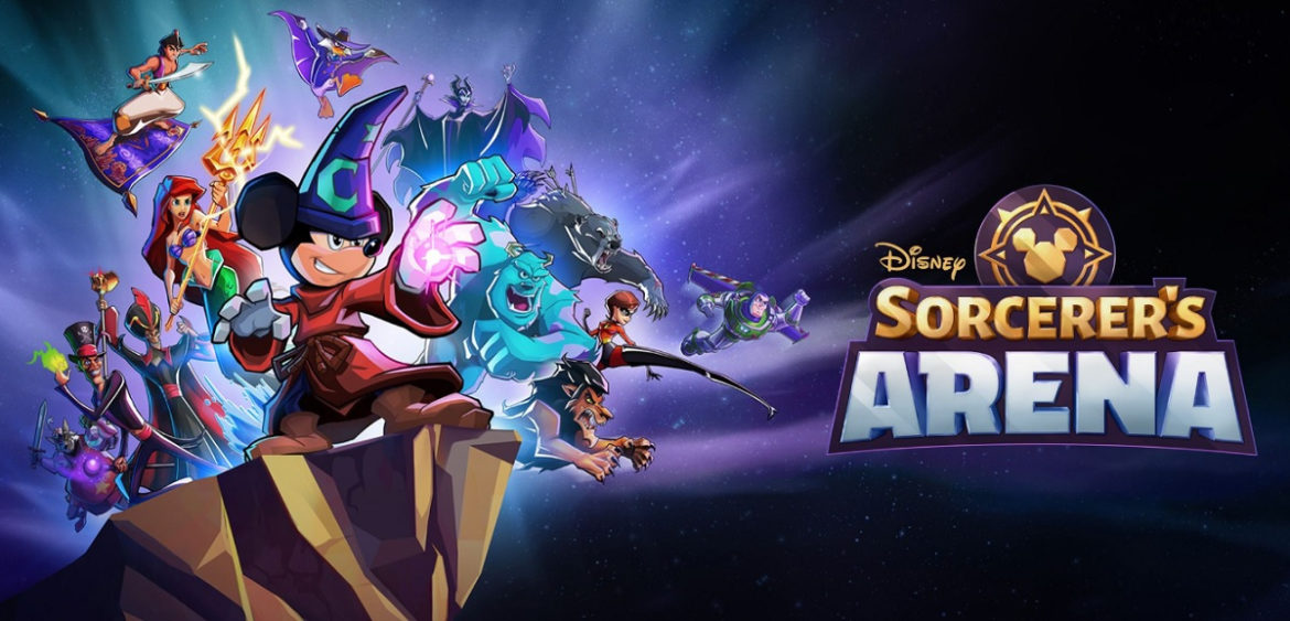 Disney Sorcerer's Arena Review