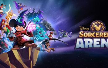 Disney Sorcerer's Arena Review