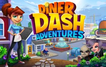 Diner Dash Adventures Review