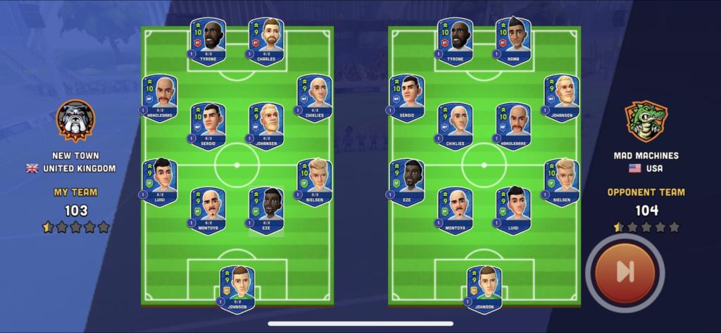 Mini Football Review
