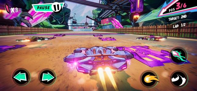 Warp Drive Review