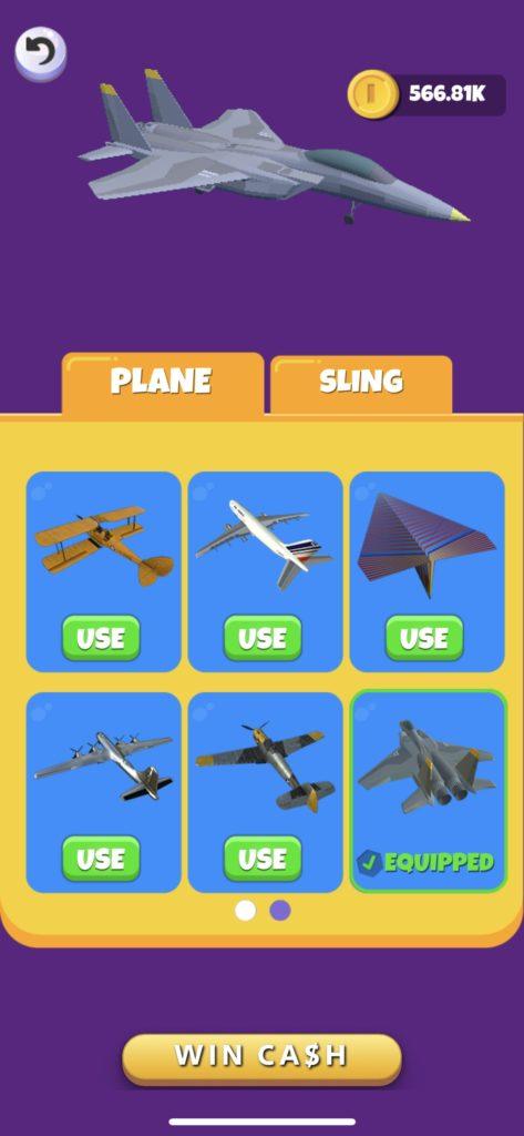Sling Plane
