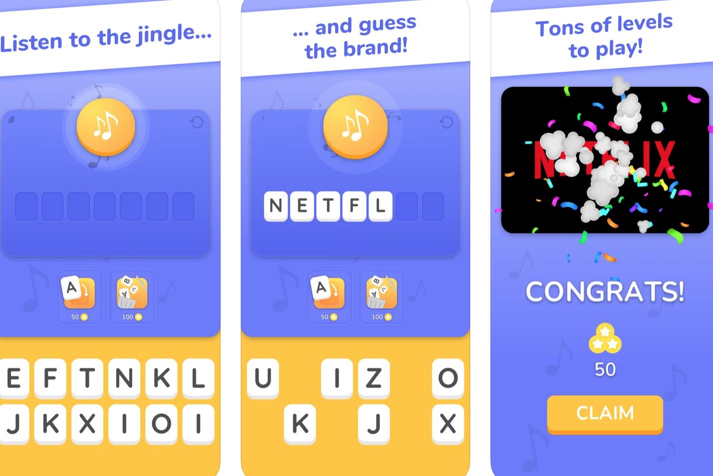 Jingle Quiz Review