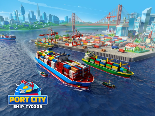 Port City: Ship Tycoon Review