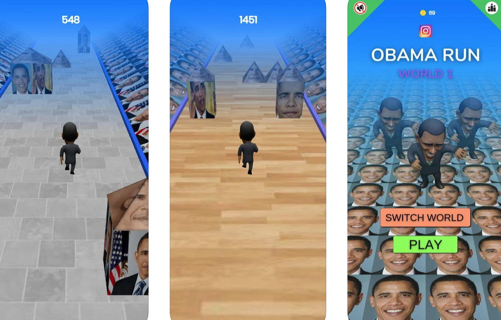 Obama Run Review